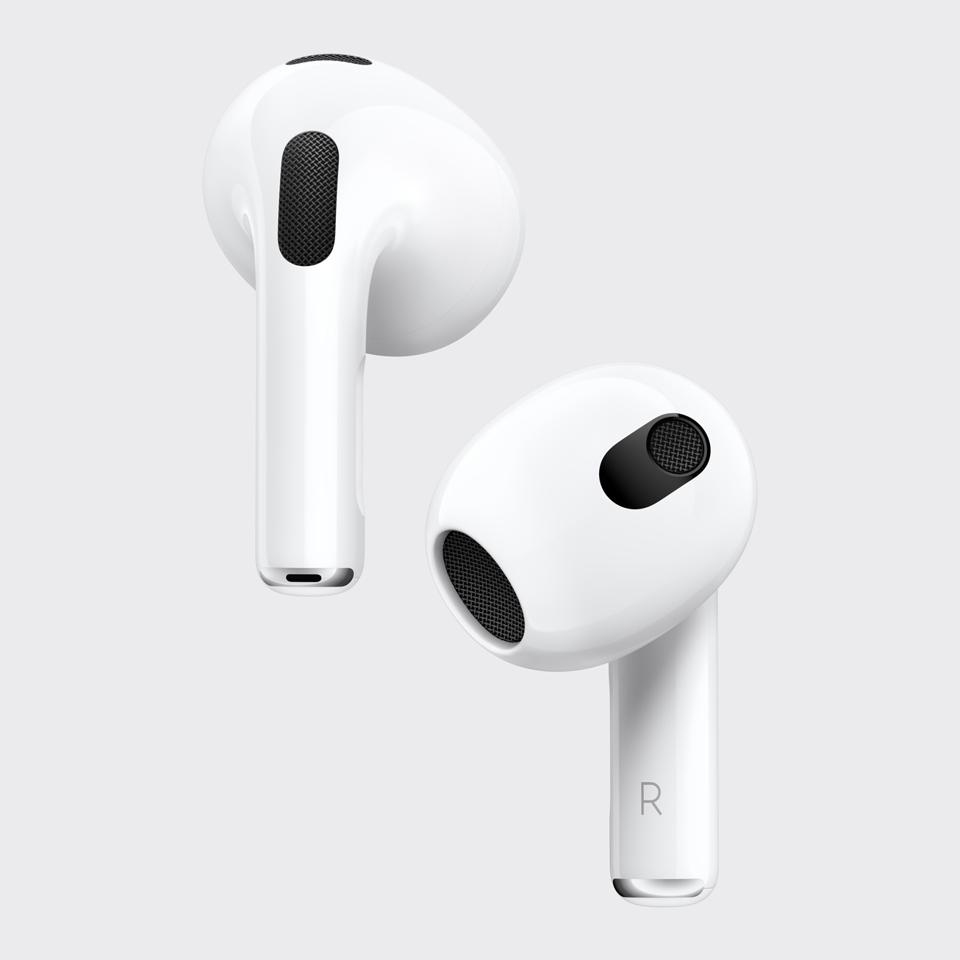 Apple AirPods 3 Have 1 Cool Surprise Upgrade, New Report Shows