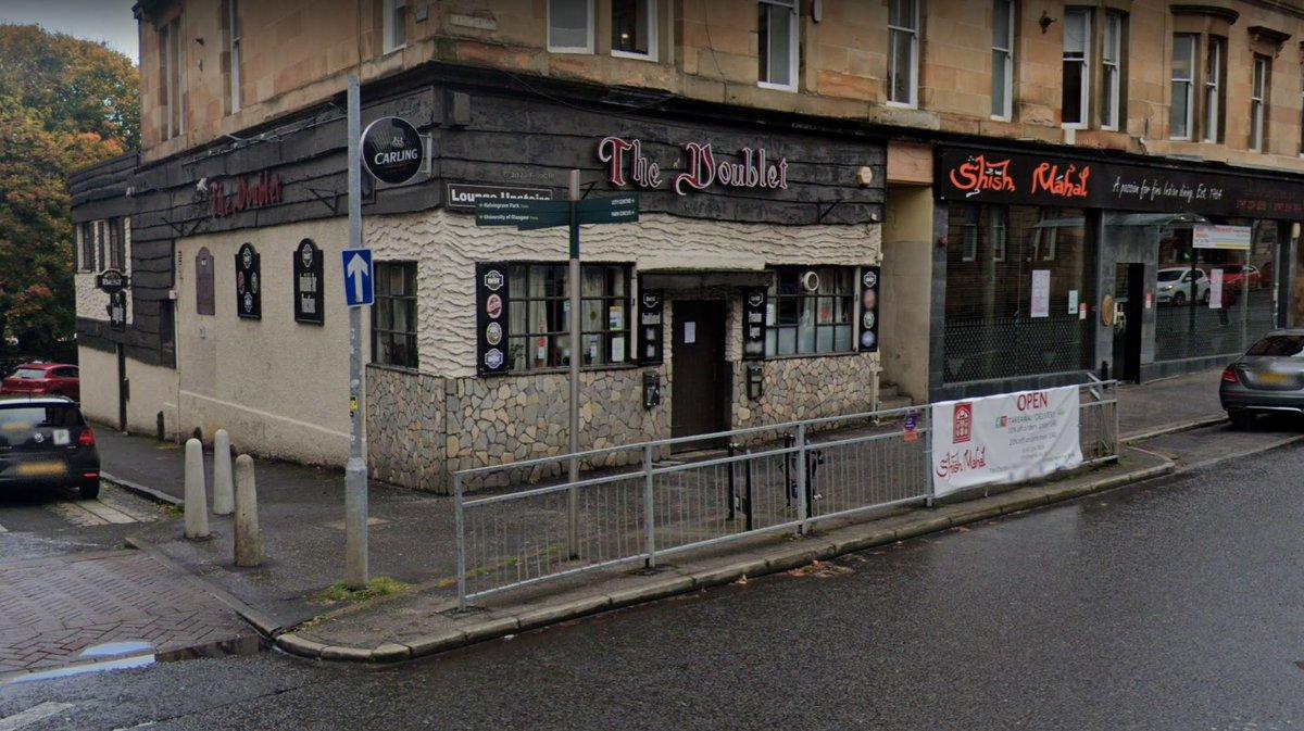 #Shoap - At Park Road, #Glasgow. 🥃