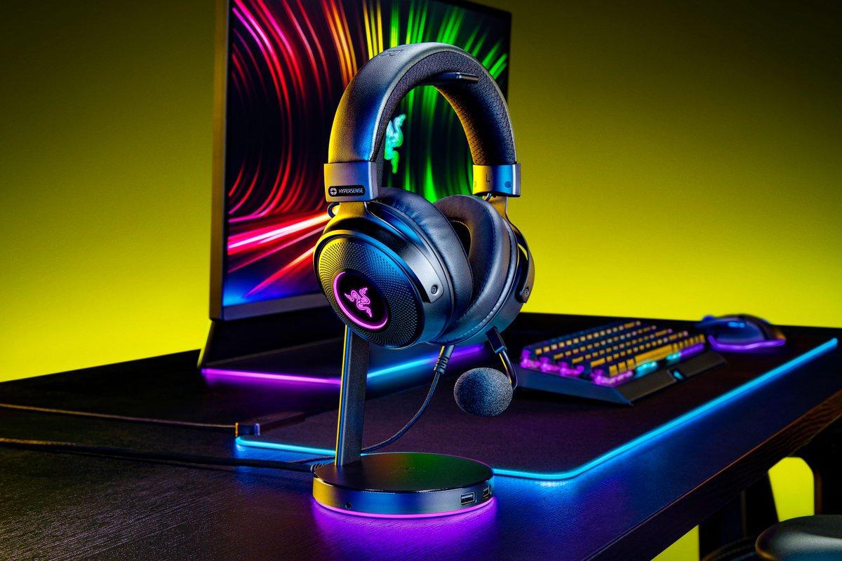 Razer's Kraken V3 headsets offer a redesigned look with refined sound