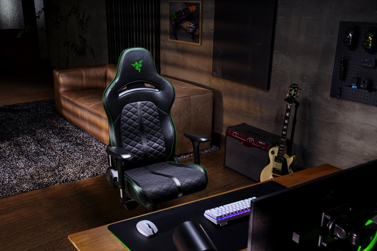 Razer's $399 Enki is better than most office chairs, period