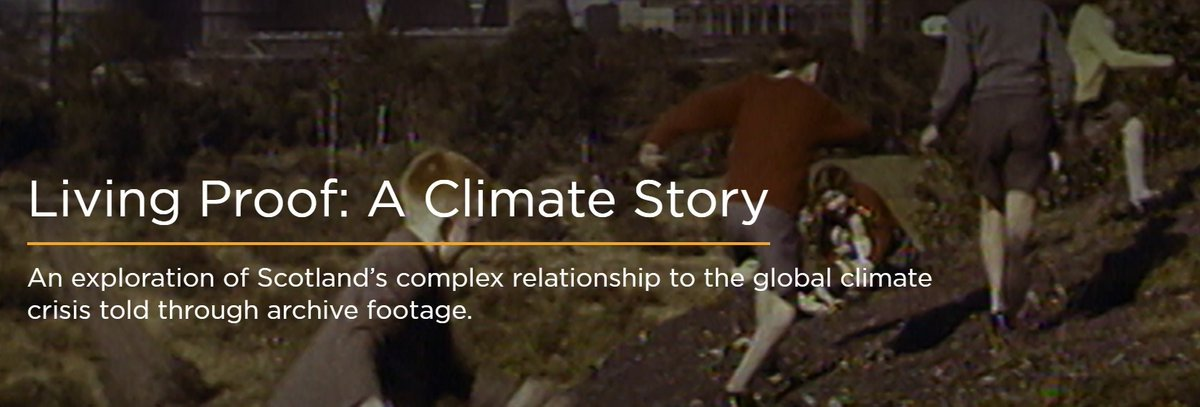 test Twitter Media - In the year that Scotland hosts the UN's climate change conference (COP26), the John Gray Centre, Haddington is holding special screenings of Living Proof, a new documentary exploring the roots of the climate crisis in Scotland's post-war history.  More: https://t.co/QUKr1o0sj1 https://t.co/mjamm4nDBT