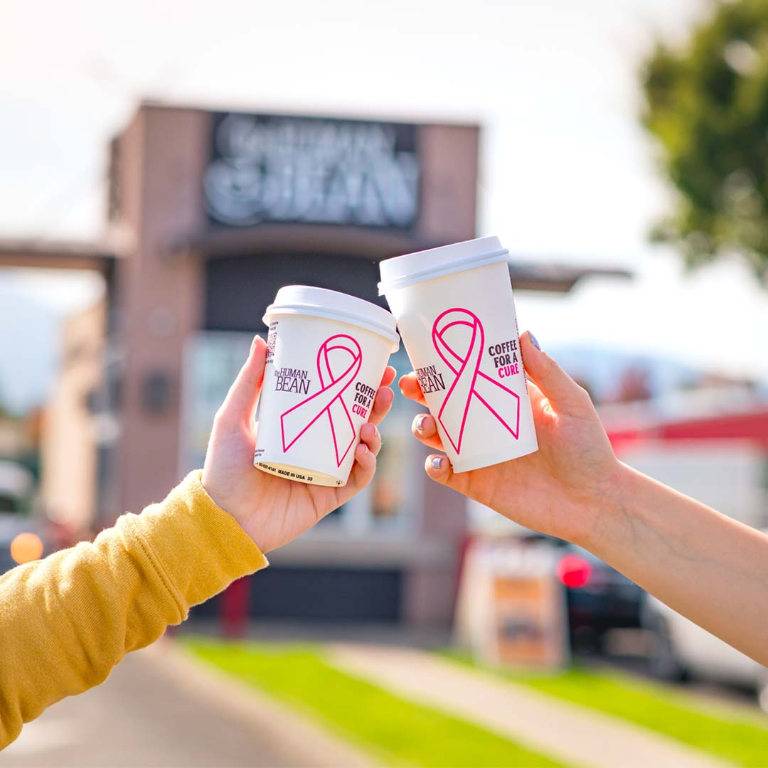Coffee and help a cause? Yes!