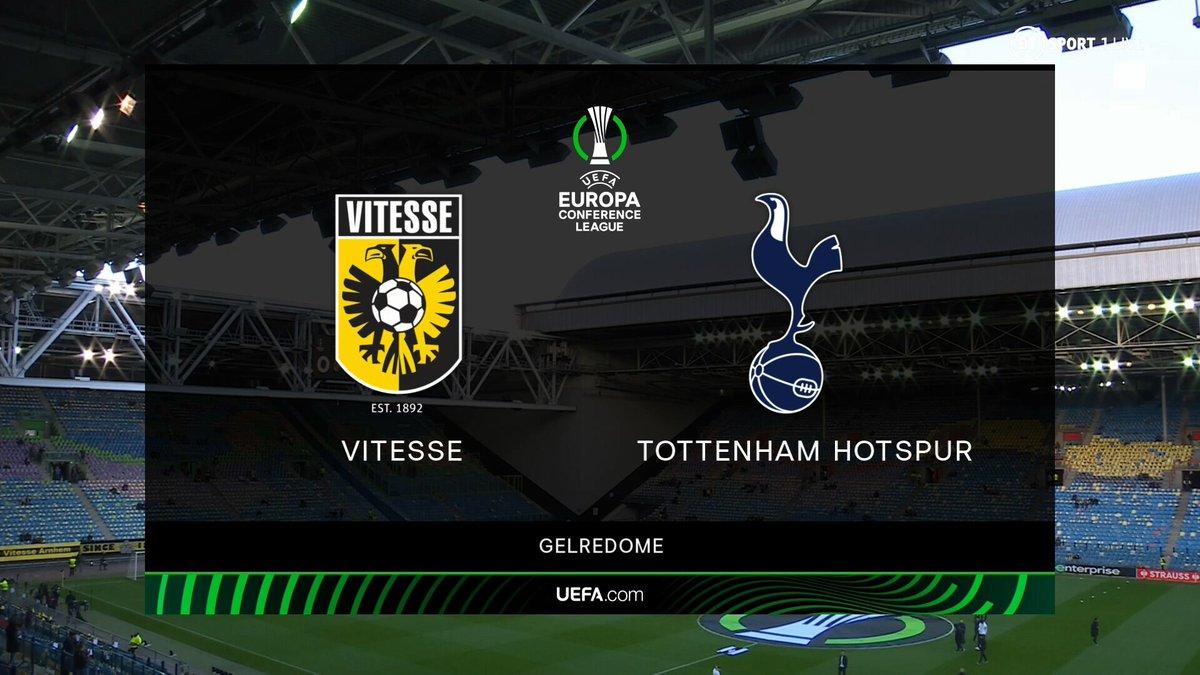 Full match: Vitesse vs Tottenham Hotspur