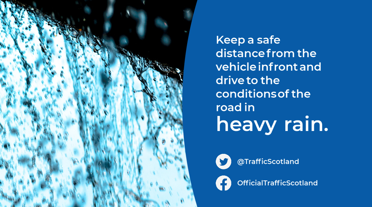 test Twitter Media - Surface spray on the motorway?💦  Ease off the accelerator - don't brake🚙 Increase your stopping distance Leave extra time for your journey⌚  #DriveSafe https://t.co/Ek6wMnnfTI