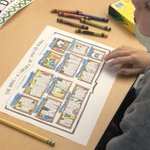 Image for the Tweet beginning: The 2nd graders are learning