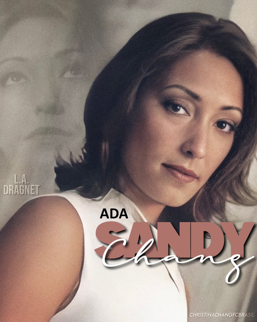 🅃🄱🅃 Deputy District Attorney Sandy Chang in L.A. Dragnet (2003/2004). Christina is always PERFECT! ☆ 📸: ABC @_ChristinaChang   #ChristinaChang #aapi #SandyChang #LADragnet #TBT #Memories