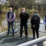 We're very, very excited to have the new all-access Rochester fishing platform and kayak launch on the Campaspe officially open. Big thanks to @campaspeshire and the Victorian Government, including @mark_gepp and @LisanevilleMP  All the details here https://t.co/QUqN7zBNFl