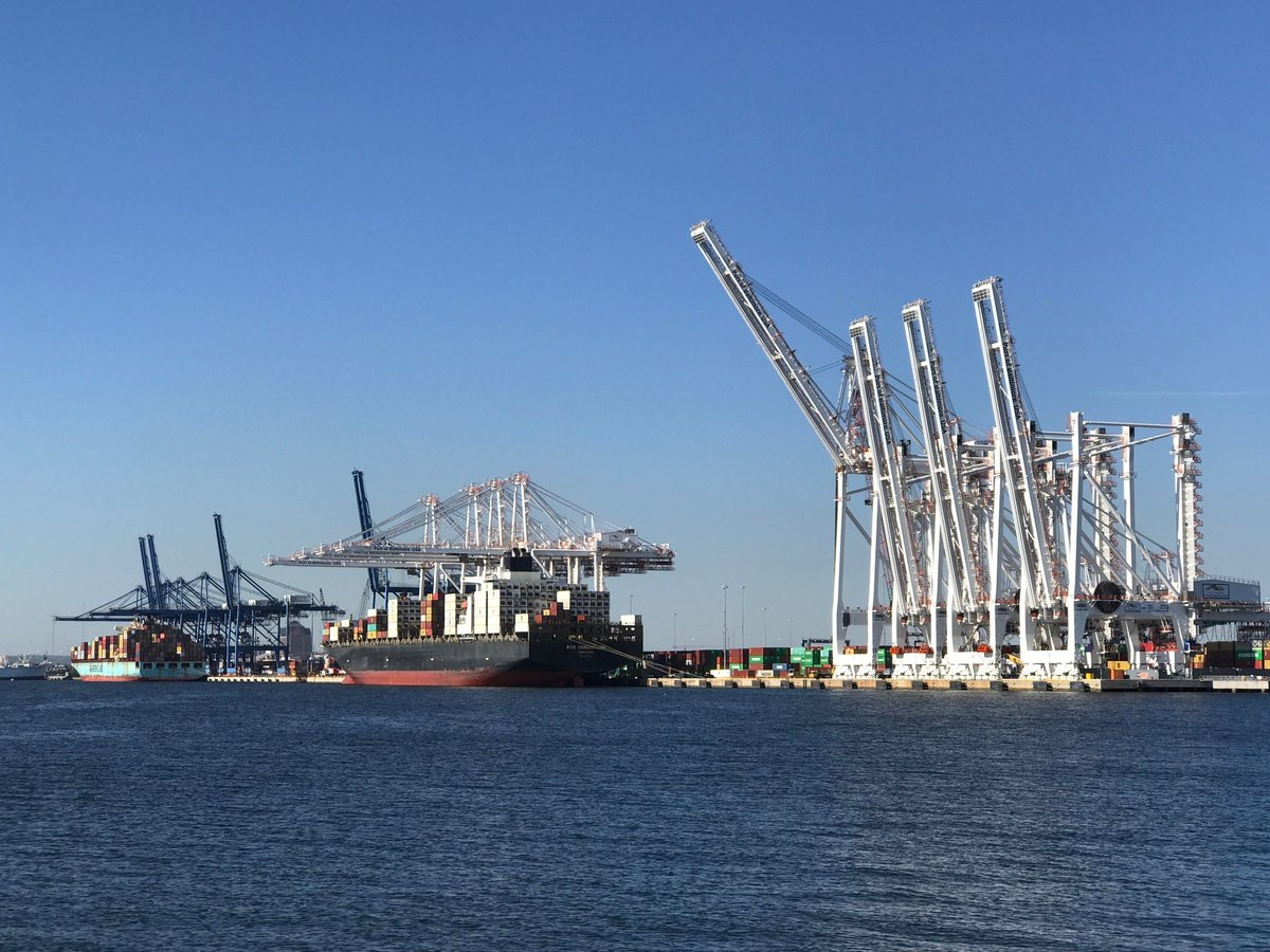 The Port of Baltimore continues to break records year after year, and is ready to help address the supply chain crisis.