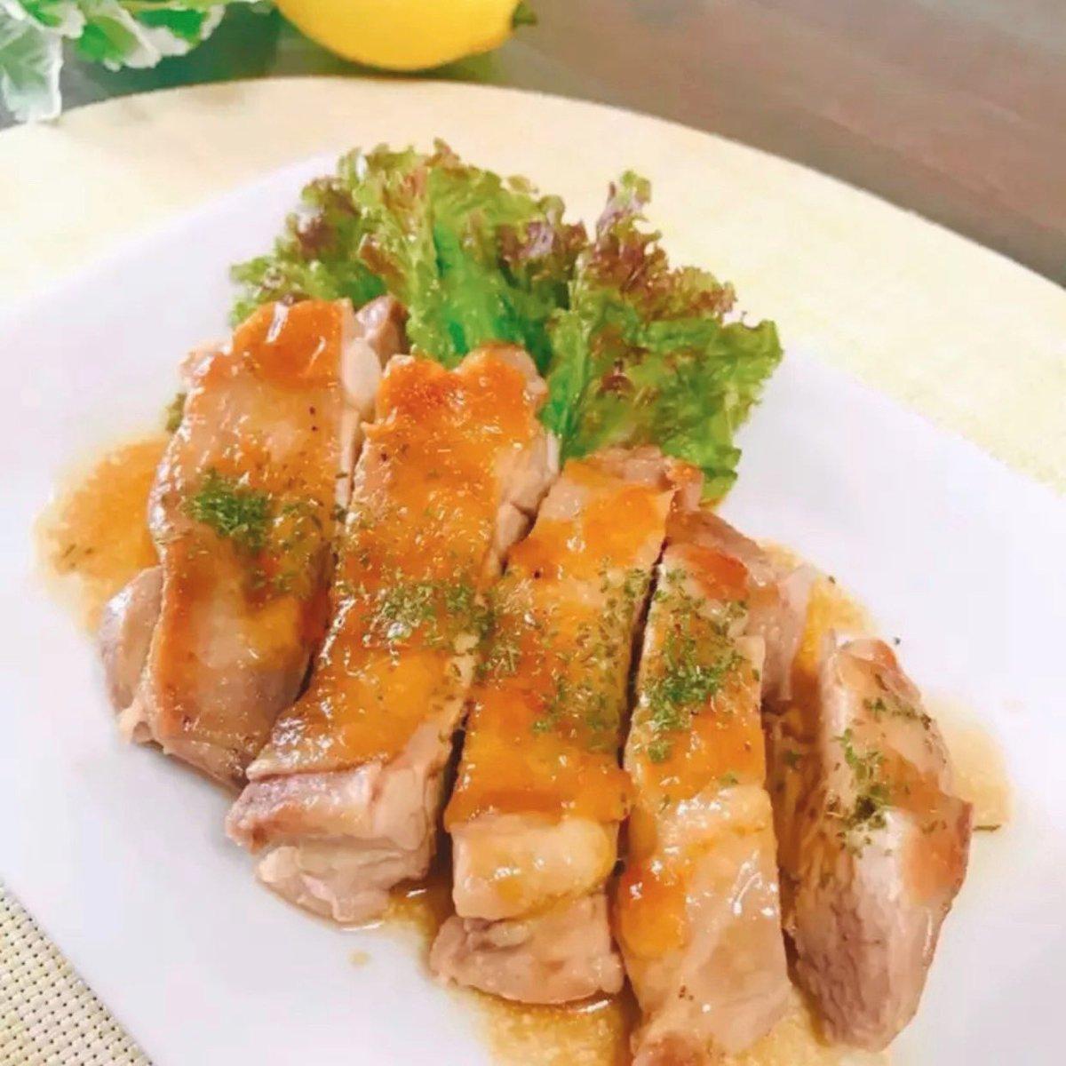 【楽めし】レモン醤油で♡簡単チキンソテー照り焼きに飽きたら♡簡単シンプル。おつまみ・お弁当にも〜#簡単レシピ #料理 #おうちごはん