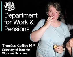 DWP Secretary Therese Coffey described recent average earnings rises as ''skewed and distorted'' ''not real'' a 'statistical anomaly' as a result, the govt decided, NOT to increase pensions by at least as much as wages growth  #bbcqt