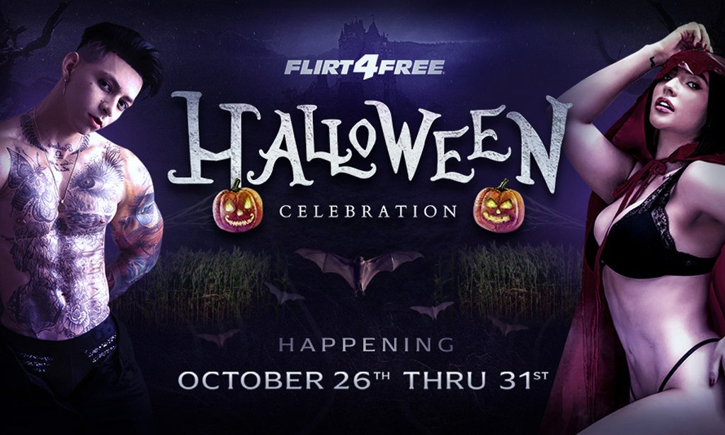 Flirt4Free to Host Halloween Contests With $20K in Prizes avn.com/business/artic… @flirt4free