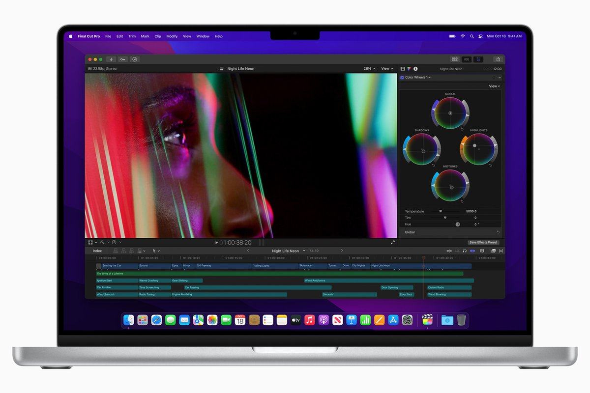 The new 16-inch MacBook Pro offers a speed-enhancing 'High Power Mode'