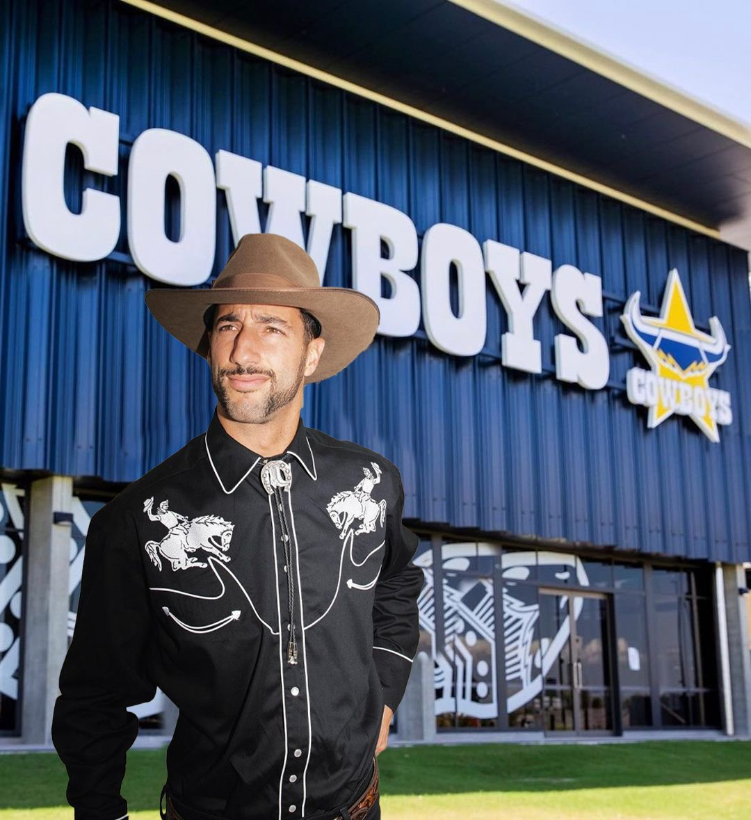 Can he play in the front row???? #ridemcowboys