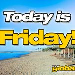 Image for the Tweet beginning: Friday has finally arrived! Looking
