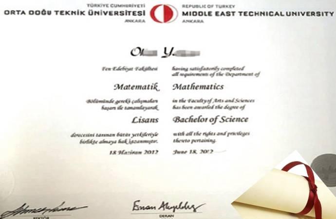 🔴 Sahte diploma furyası başladı  Yükseköğretim Kurumu (YÖK) diploma sahteciliğini önlemek için 5 yıl önce Diploma Takip Sistemi kursa da sahte diploma satışı sürüyor.   👉 Türkiye'deki en iyi üniversitelerin diplomalarının sahtesi internette 500 TL'ye satılıyor.