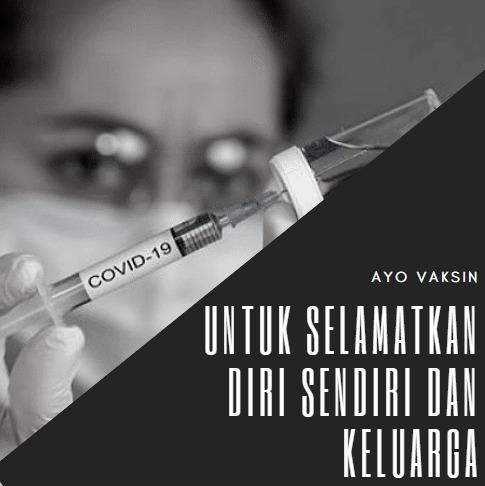 Ayo vaksin. Selamatkan bangsa dari pandemi. Apresiasi Keberhasilan Jokowi https://t.co/y6AdI4XA8S