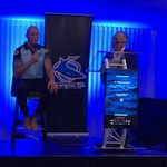 Craig Fitzgibbon very impressive speaker at first Sharks function this afternoon. Club in very good hands.