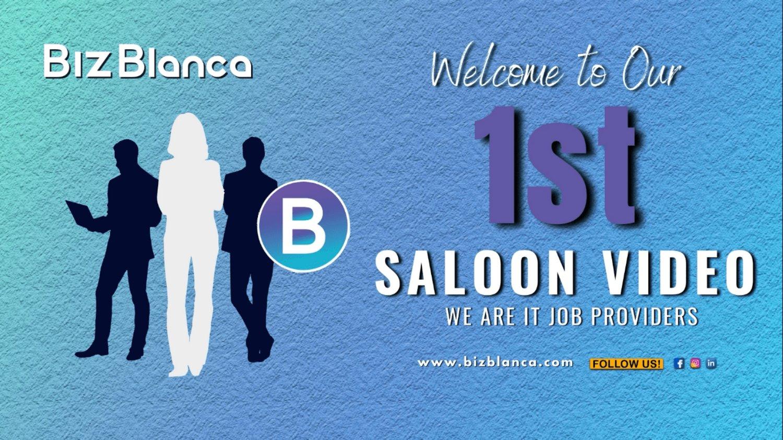 Image for the Tweet beginning: 新しいBizBlancaのオンラインサロンに関する英語ビデオが投稿されました。 どんなサービスを展開しているのか、ご覧ください  #アイデンブリッド #idenbrid #YouTube #受託開発 #DX #ラホール  #パキスタン  #オンラインサロン #BizBlanca