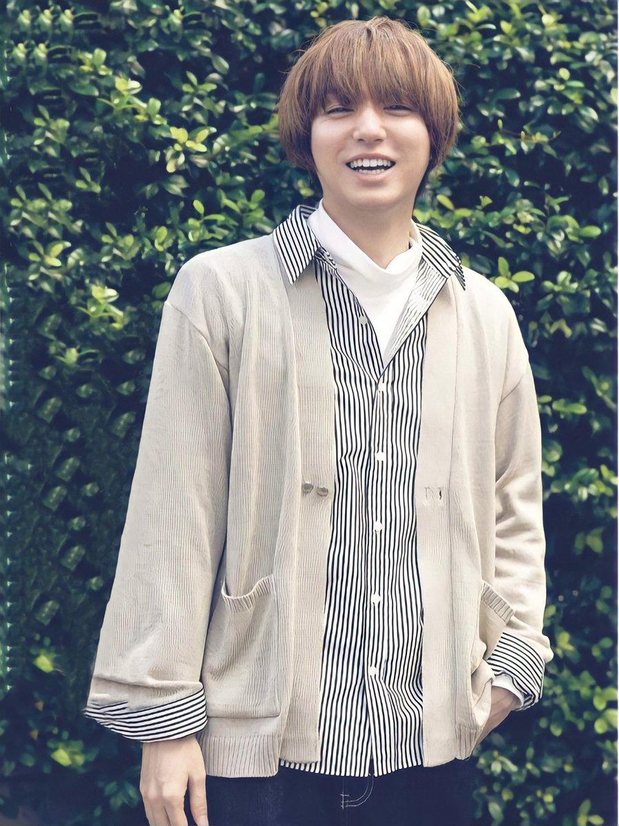 Kawaii baby boy.. 🙊💙 #只有JUMP能超越JUMP #heysayjump結成14周年 #heysayjump  #慧貴 #伊野尾慧 #いの💙 https://t.co/RjNoeYPo1d