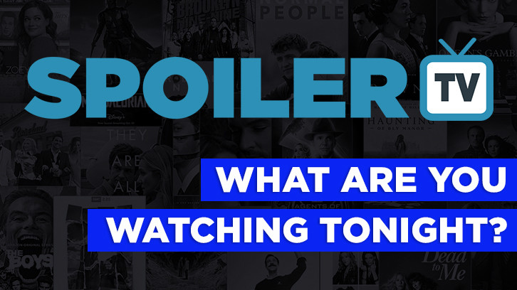 POLL : What are you watching Tonight? - 22nd October 2021 spoilertv.com/2021/10/poll-w…