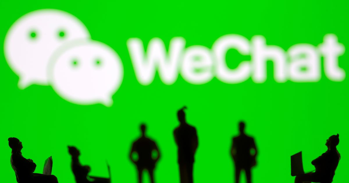 Tencent's WeChat makes content searchable on Google and Bing