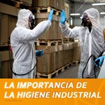 Image for the Tweet beginning: ¡GANA CON HIGIENE INDUSTRIAL!🌀🍃 . La Higiene