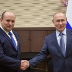 Image for the Tweet beginning: Prime Minister Naftali Bennett and
