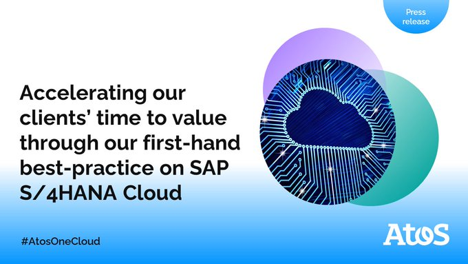 We've now fully migrated to @SAP S/4HANA Cloud, a core component of the #RISEwithSAP...