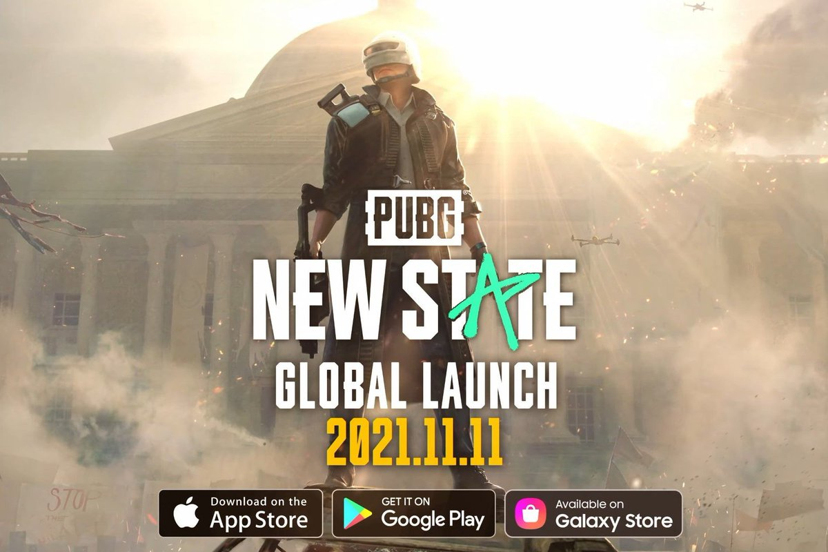 PUBG: New State arrives on iOS and Android on November 11th