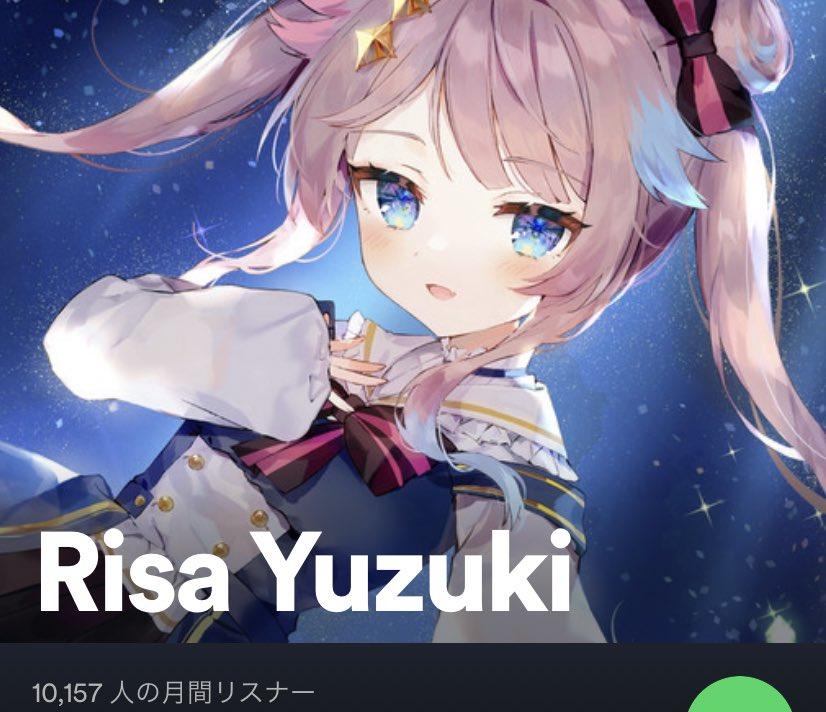 Spotifyの月間リスナー10000人🎉ありがとうございます!!