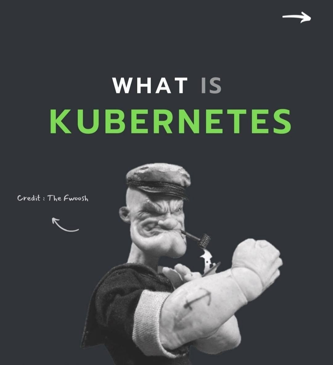 What is Kubernetes and How it works!  A Short Thread 👇👇