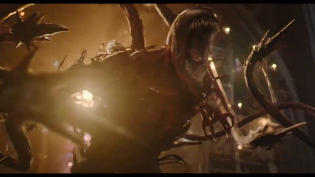 Venom ✅ Carnage ✅ Action ✅✅✅  See #Venom