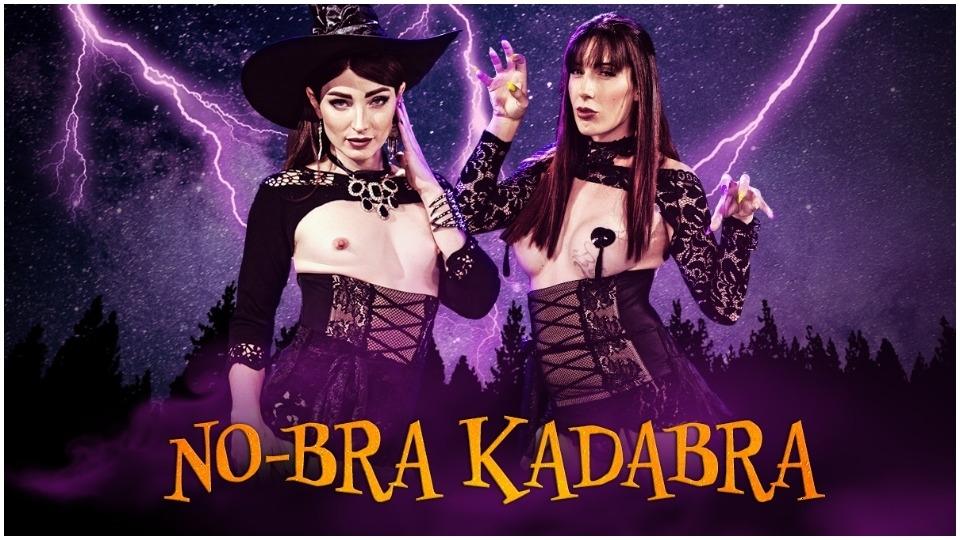 Natalie Mars, Melanie Brooks Star in TransAngels' 'No-Bra Kadabra' @Transangelsxxx @TSMelanieBrooks @theNatalieMars xbiz.com/news/262464/na…