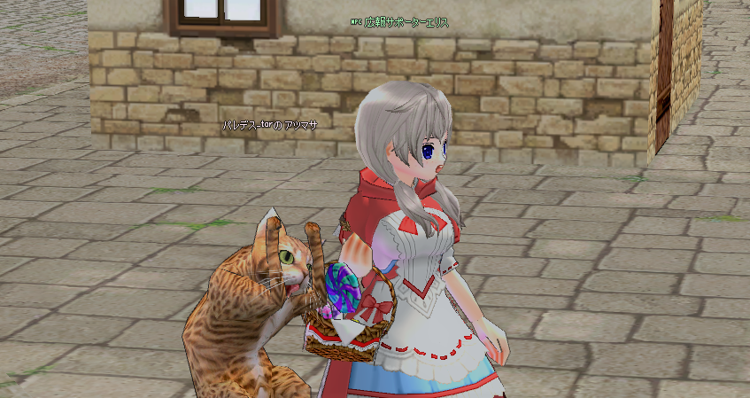 a,omaeha.@ゲームとマビノギのベンガル猫さんの投稿画像