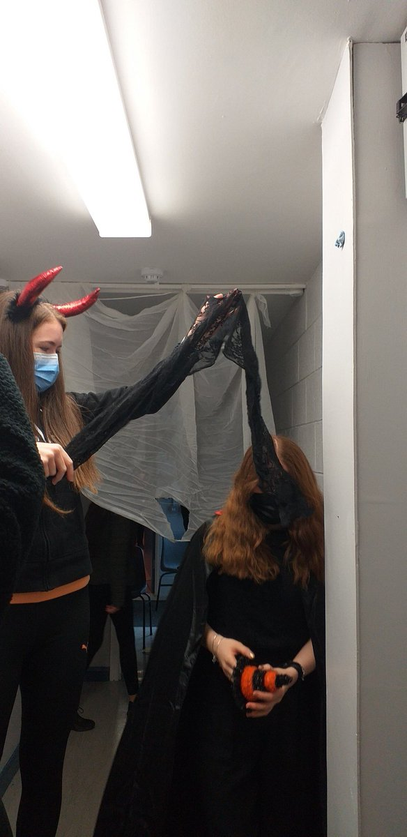 TYs are acting very strange today what could they be up to?? #freakyfriday #Halloween #halloween2021