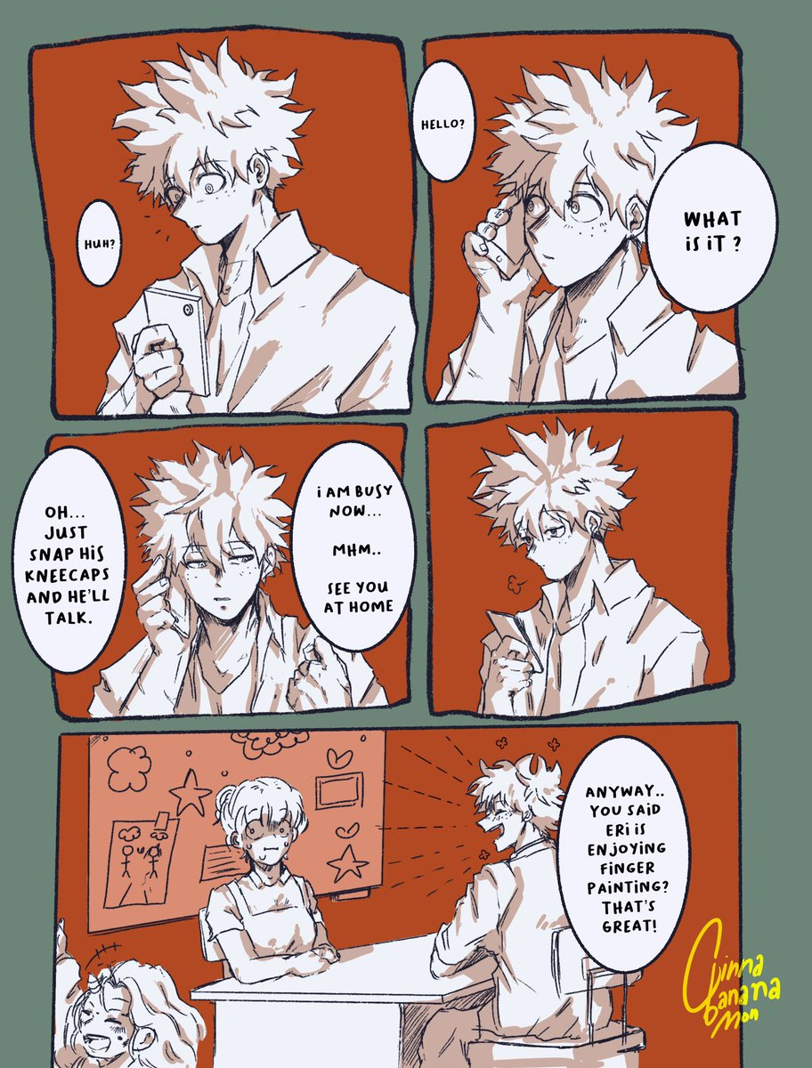 Another day in Pro Hero Deku's life. Inspired by @myheromemes 's tweet