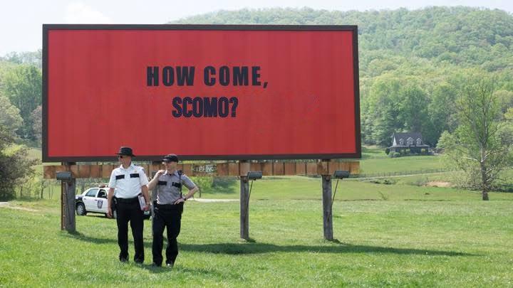 @danilic Three Billboards Outside Glasgow, Scotland