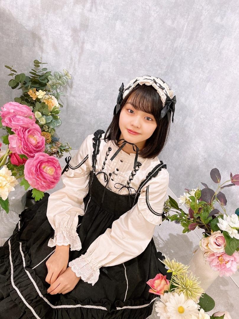 【Blog更新】 初めての服 福田真琳: 皆さんこんにちは:-)真琳です(´ . .̫ . `)( ;∀;)(´;︵;`)この間、つばきファクトリーDVDマガジンvol16の撮影があったんですが、人生で初めてロリータ服を着ました(っ˘̩╭╮˘̩)っ(…  #tsubaki_factory #つばきファクトリー #ハロプロ