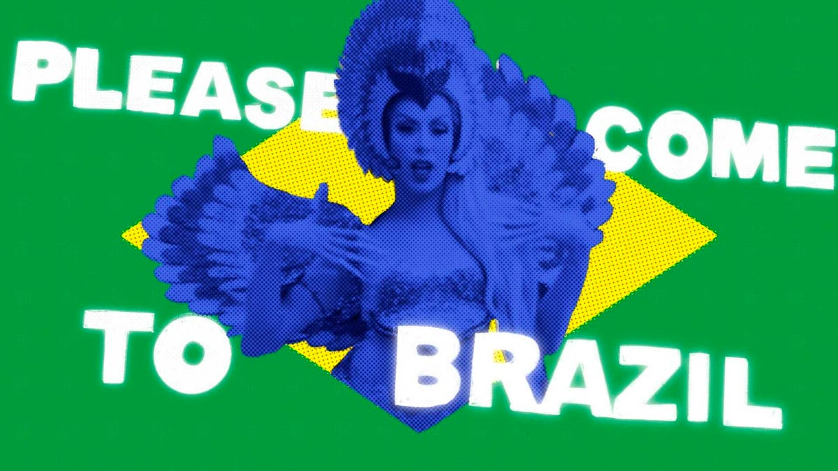 RT @Gizmodo: The Real Meaning of the 'Please Come to Brazil' Meme