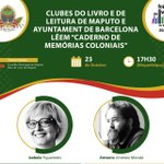 Image for the Tweet beginning: Club de Lectura Internacional #virtual