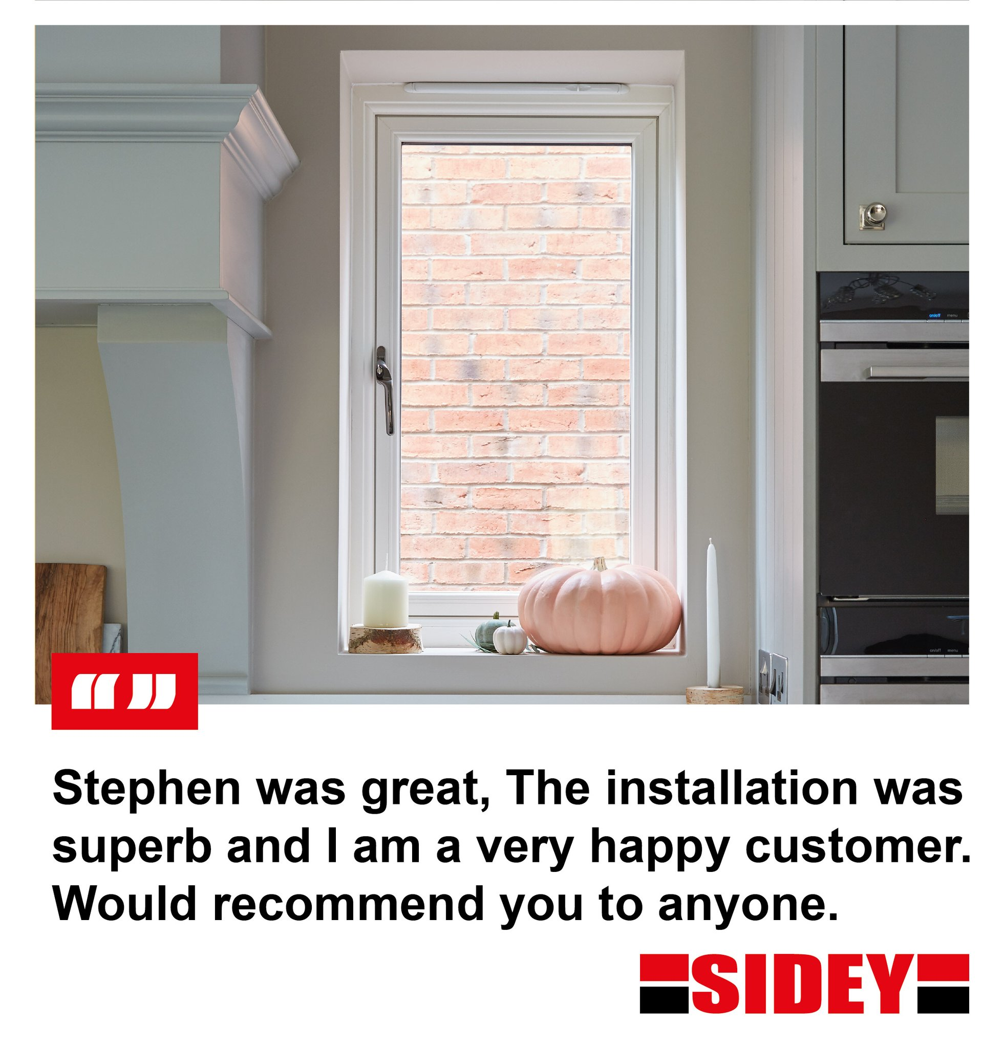 We appreciate your feedback!  #FeedbackFriday #Windows #Doors #Sidey https://t.co/CO5FfgV3kz