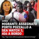 Image for the Tweet beginning: ++ 🔴 MIGRANTI, ASSEGNATO IL