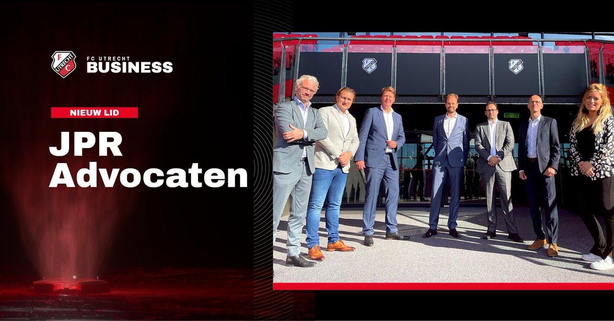 test Twitter Media - ✍️ Het zakelijk netwerk van FC Utrecht verwelkomt een nieuw bedrijf: JPR Advocaten. Het bedrijf neemt Business seats in de 't Wed & Waard Lounge. #fcutrecht #business https://t.co/IvGF6sW9Zs