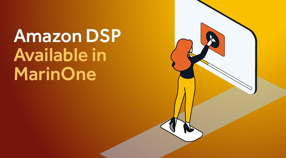 test Twitter Media - Amazon DSP is a great tool for anyone selling on Amazon - and even those who don't. Link Your Amazon DSP campaigns to #MarinOne today!  https://t.co/w8WJwGNG4j https://t.co/mRIinNL95u