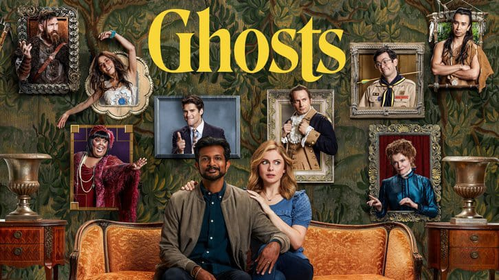 Ghosts - Episode 1.07 - Flowers Article - Press Release spoilertv.com/2021/10/ghosts…