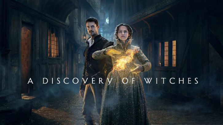 A Discovery of Witches - First Look Promo + Press Release (Final Season) spoilertv.com/2021/10/a-disc…