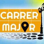 Image for the Tweet beginning: #CarrerMajor Centrarem atenció a #Montblanc