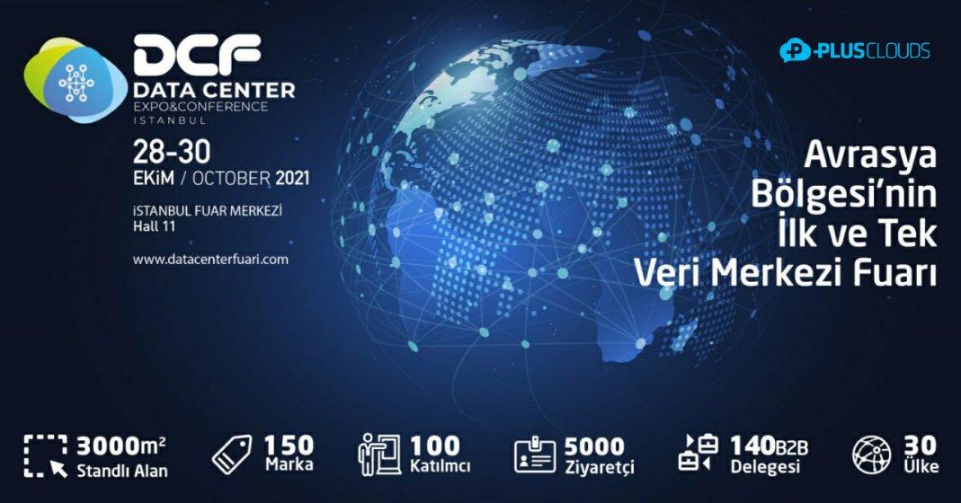 Avrasya'nın Veri Merkezi sektörü, İstanbul'da yapılacak olan ve paydaşı olduğumuz DCF Data Center Expo 2021'de buluşuyor! 28–30 Ekim 2021 tarihlerinde, #Cloud, Cyber #Security, #IoT, Big Data, #DevOps, #Blockchain ve #Software gibi tüm yenilikçi sektör ilgililerini bekleriz.