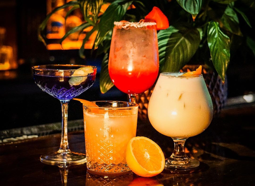 Porch and Parlor cocktails are the perfect Friday treat!