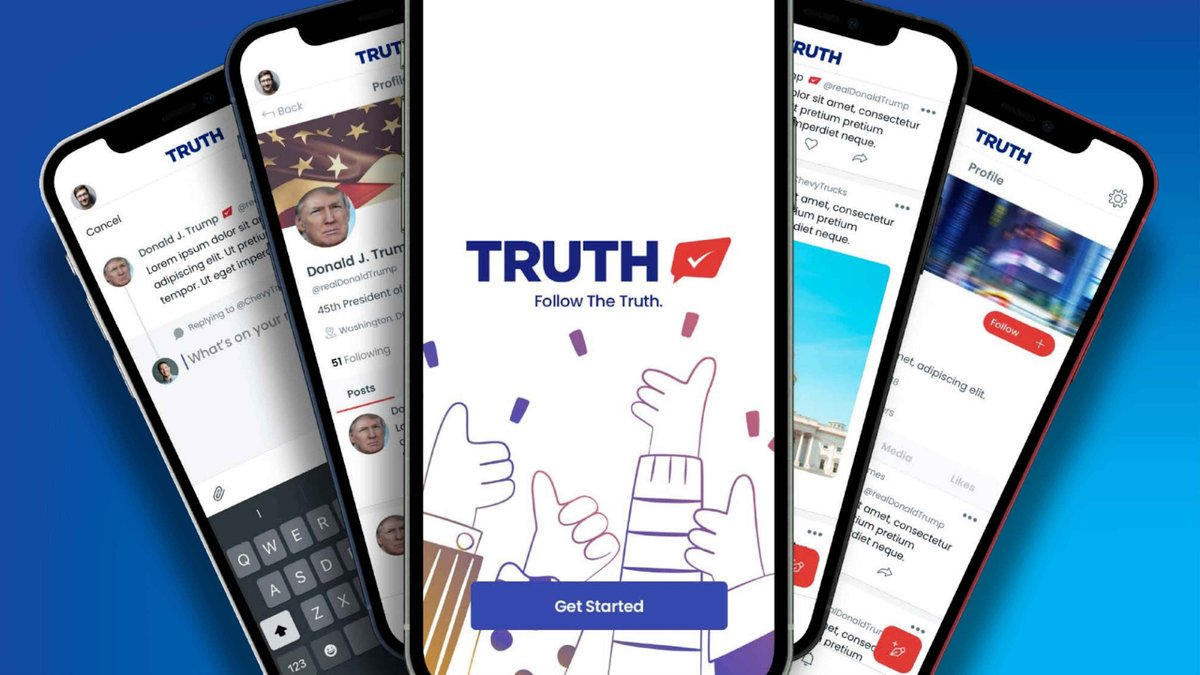 Trump's social network is built on a platform it didn't properly license